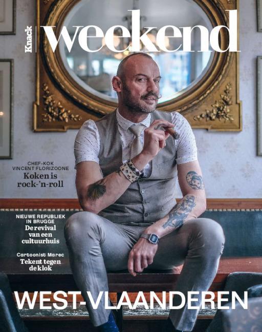 cover Knack Weekend Regionaal