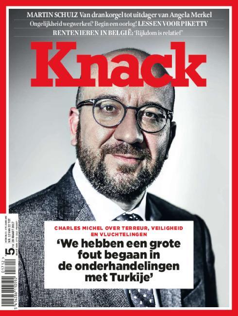 cover Knack Weekend Black