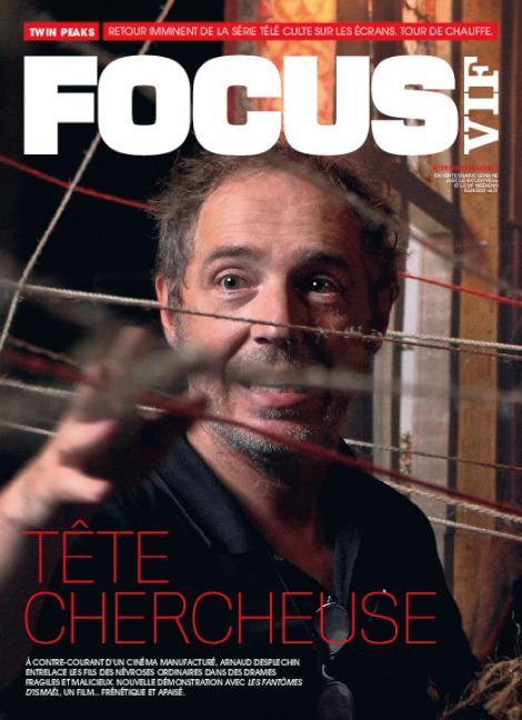cover Le Vif Focus