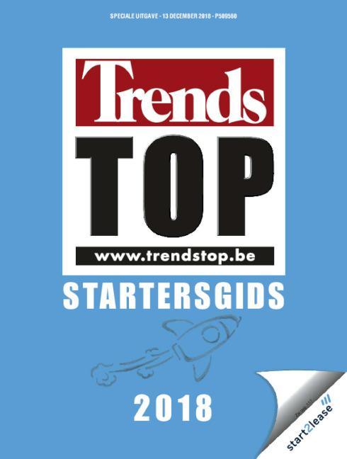 cover Trends Top StartersGids