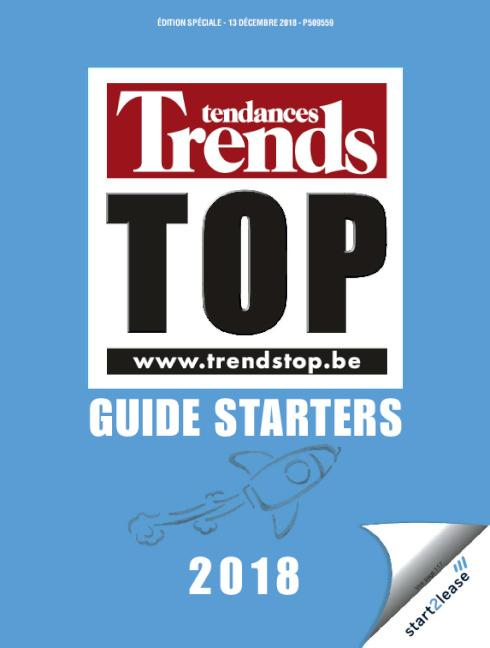 cover Tendances Top Guide Starters