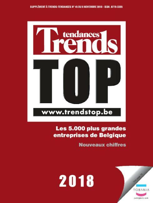 cover Tendances Top 5000