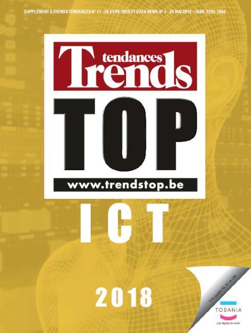 cover Tendances Top ICT Fr.