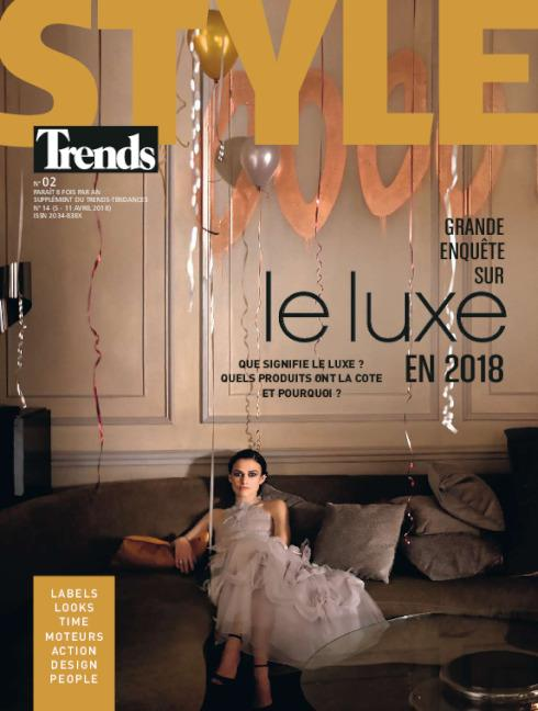 cover Tendances Style Magazine