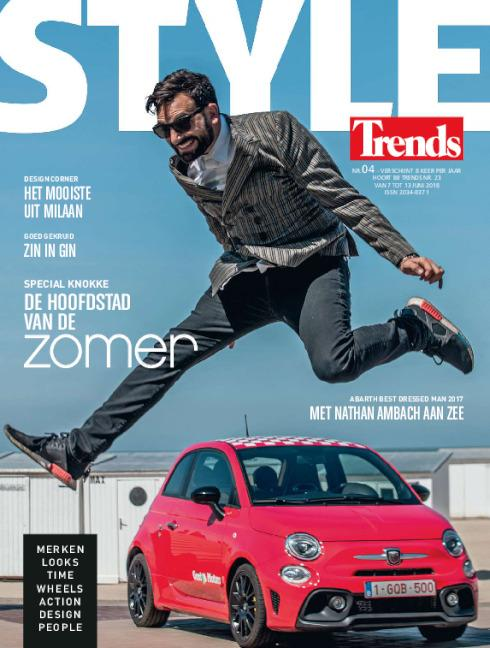 cover Trends Style Magazine