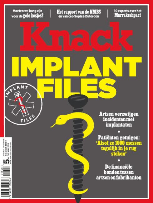 cover Knack Weekend Regionaal