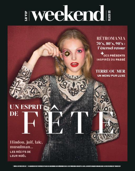 cover Le Vif Weekend Black
