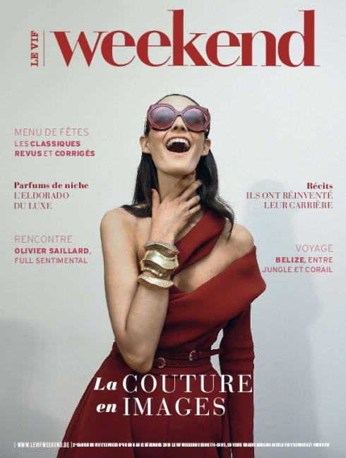 cover Le Vif Weekend