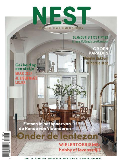 cover Nest magazine