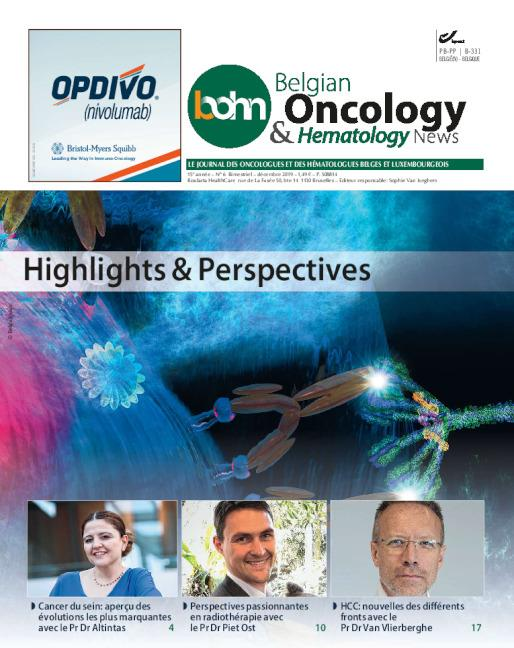 cover Belgian Oncology News