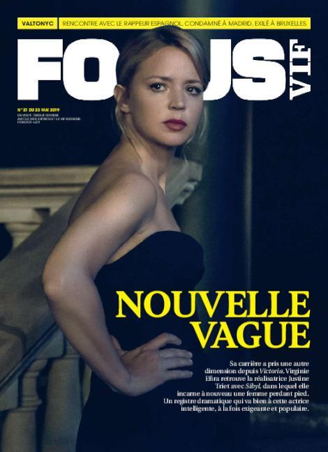 cover Extra Le Vif/L'Express