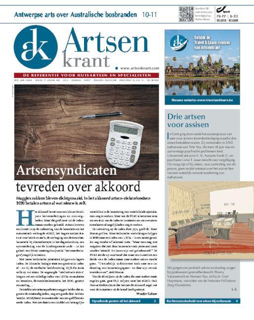 cover Artsenkrant