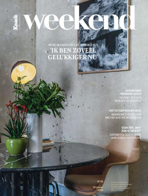 cover Knack Weekend