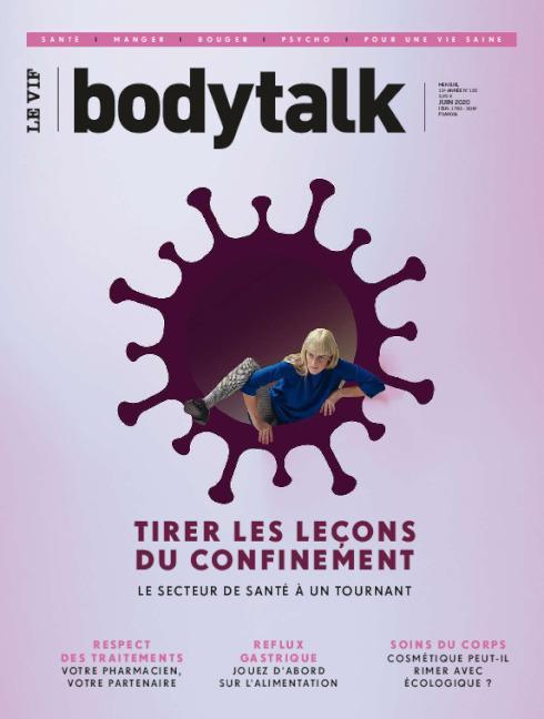 cover Le Vif/L'Express Extra