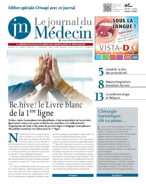 cover le Journal du Medecin Special