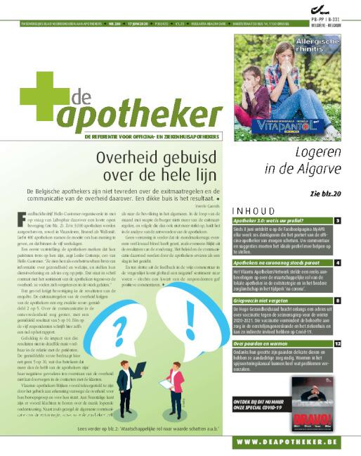 cover de Apotheker