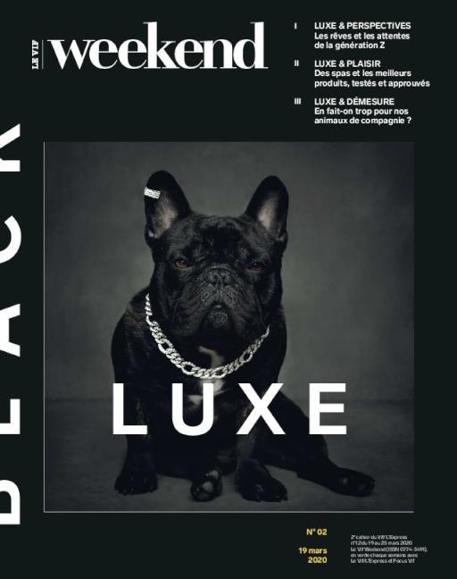 cover Le Vif Weekend Black