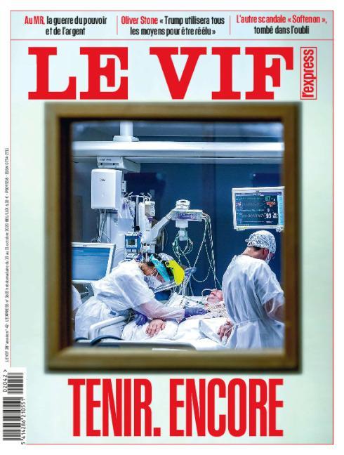 cover Le Vif/L'Express