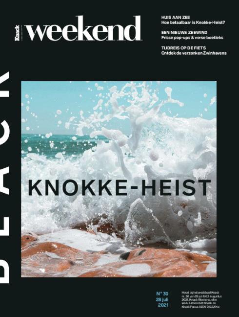 cover Knack Weekend Black Knokke