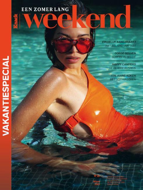 cover Knack Weekend Summer