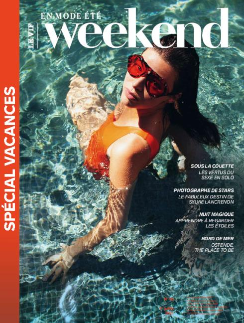cover Le Vif Weekend Summer