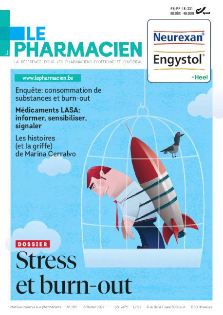 cover le Pharmacien