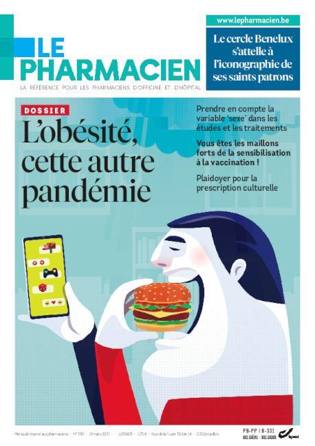cover le Pharmacien