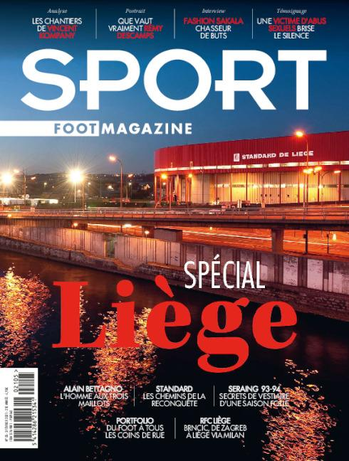 cover Sport/Foot Magazine