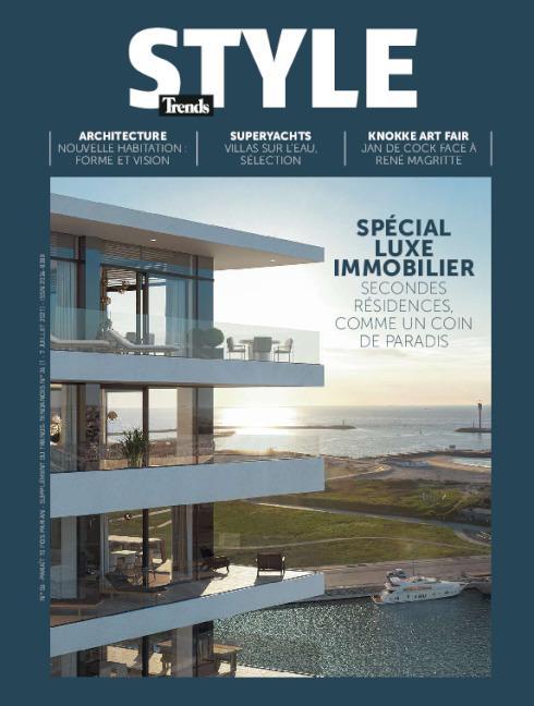 cover Tendances Style Magazine