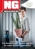 cover Nouvelles Graphiques magazine