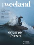 cover Le Vif Weekend magazine