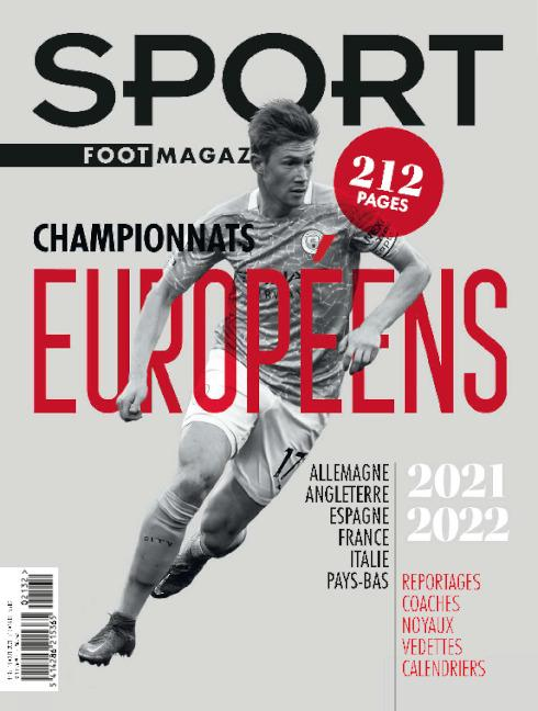 cover Sport/Foot Magazine magazine