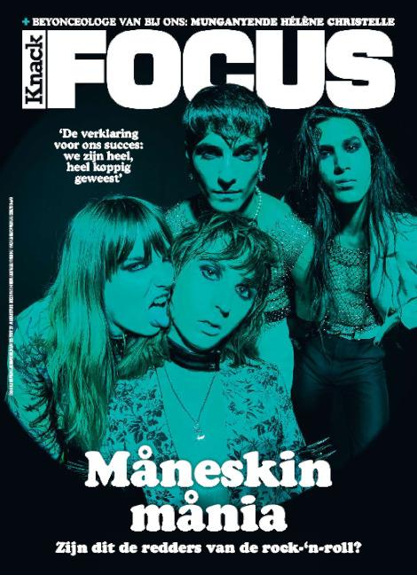 cover Knack Focus magazine