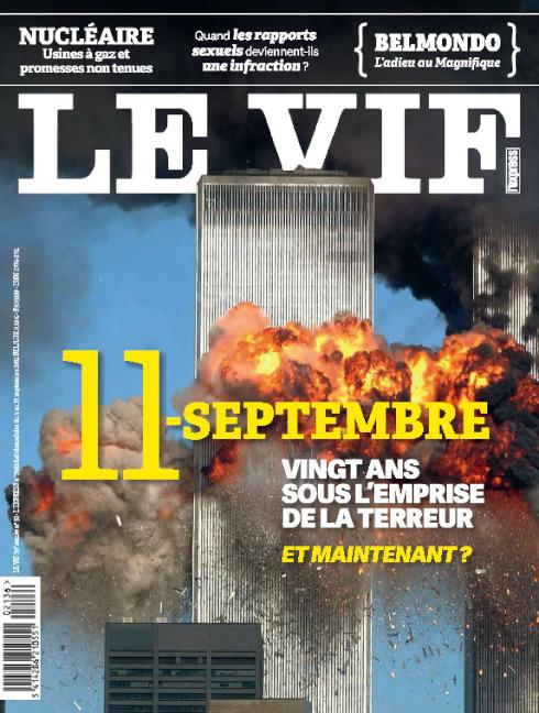 cover Le Vif/L'Express magazine