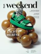 cover Knack Weekend magazine