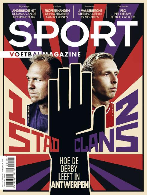 Sport/Voetbalmagazine