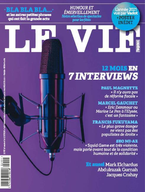 Le magazine LeVif/L'Express