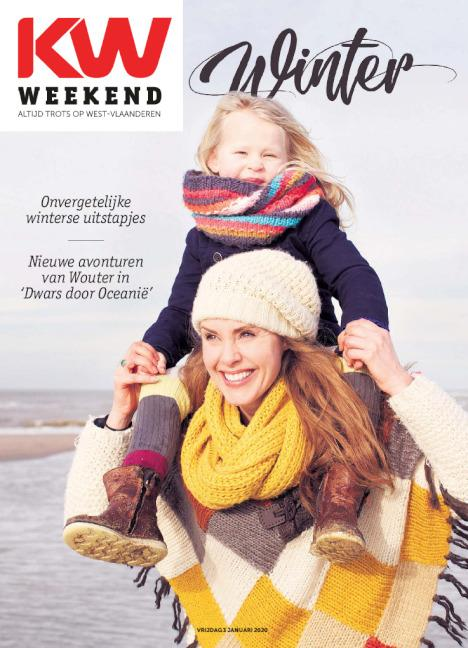 cover KW Weekend magazine