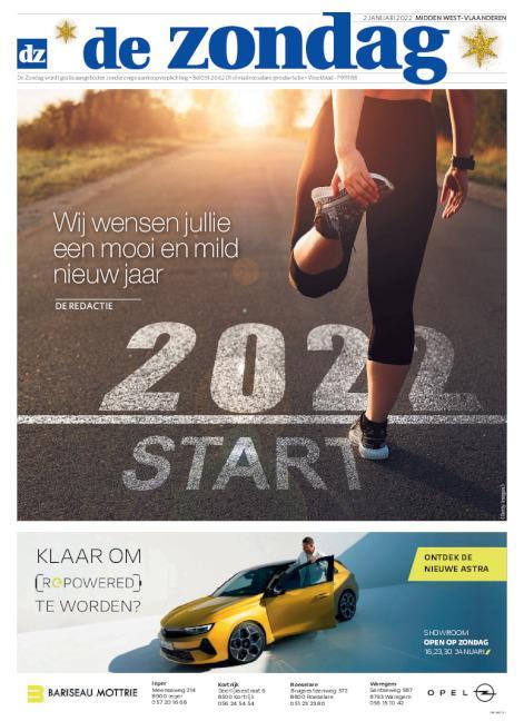 Cover De Zondag